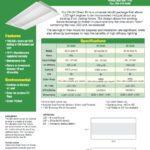 2'x4′ LED DK Troffer Retrofits